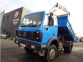 Kipper Mercedes-Benz SK 1922 atlas 90.1 4x4 top