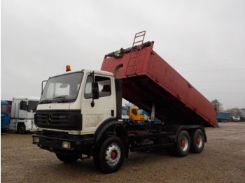 Mercedes-Benz SK 2527 (BIG AXLE / STEEL SUSPENSION / V6) - Kipper