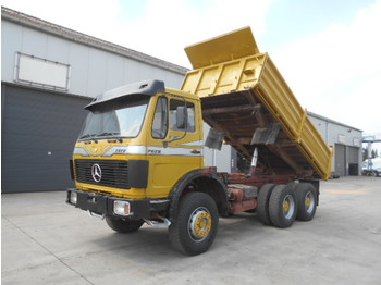 Mercedes-Benz SK 2628 (BIG AXLE / STEEL SUSP / V8) - Kipper