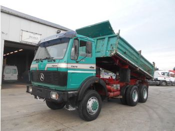 Mercedes-Benz SK 2628 (BIG AXLE / STEEL SUSP / V8 / 6X6) - Kipper