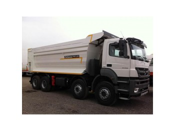 OZSAN TRAILER TRUCK TIPPER (ROCK TYPE) - Kipper