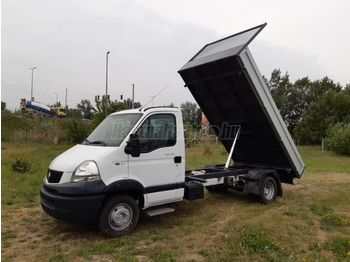 Kipper RENAULT MASCOTT 160 dxi 3 old. Billencs