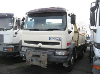 Kipper Renault Kerax 340