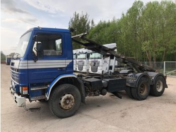 SCANIA 93 6x2 Full steel 10tyre - Kipper