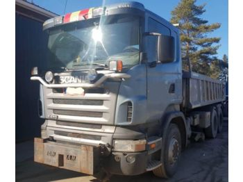 SCANIA R470 6x4 Full steel - Kipper