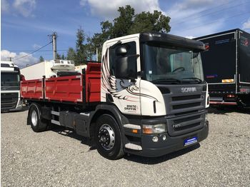 Kipper SCANIA R P270 4x2 Manual , Nowy kiper , Super STAN !