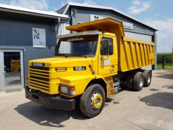 Scania 112H 320 6x4 tipper - long nose - 16m3 - Kipper