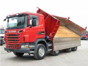 Kipper Scania G 420 8x4 4-Achs Kipper Bordmatik