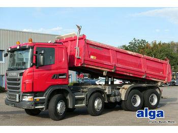 Kipper Scania G 440 CB 8x4, Bordmatik, Meiller, Klima,Schalter