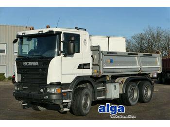 Kipper Scania G 450 6x4/Meiller/Bordmatik/AHK/Retarder