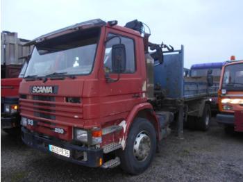 Kipper Scania M 93M250