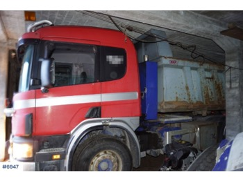 Scania P124GB - Kipper