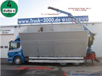 Kipper Scania P380 Glas Metall Wertstoff Recycling 37m³ 1.Hand