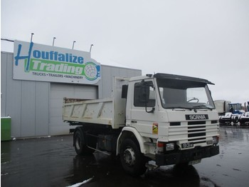 Kipper Scania P93 M - 280 - Bi-benne / 2-Side Tipper