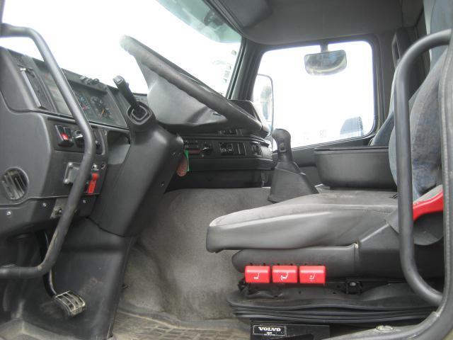 Kipper Volvo FM12