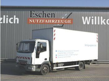 Koffer LKW Iveco 75 E 15 Koffer / LBW / Eurocargo / 3 Sitze /