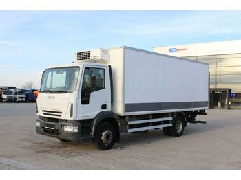 Koffer LKW Iveco EUROCARGO ML 160E21,HYDRAULIC LIFT,THERMO KING
