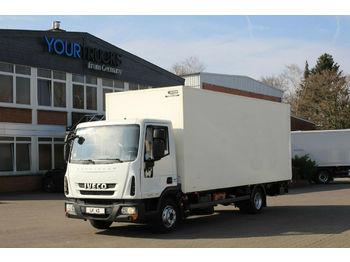 Koffer LKW Iveco Eurocargo ML75E16 EEV Koffer 6,3m/Klima/LBW