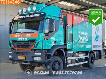 Iveco Stralis AT190T45 4X4 Dakar Rally-Raid Service-Truck Rally-Assistance T5 4x4 - Koffer LKW