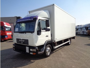 MAN LE 12.220 + Manual + Dhollandia Lift - Koffer LKW