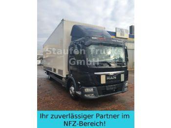 Koffer LKW MAN TGL 12.250  8,14 m Koffer LBW Klima EURO 6