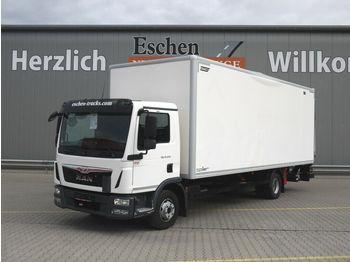 Koffer LKW MAN TGL 12.250 BL 4x2, EUR 6, Spier Koffer, LBW,