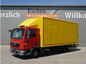 Koffer LKW MAN TGL 7.150 BL Möbelkoffer*Zurrleisten*Holz*EUR5