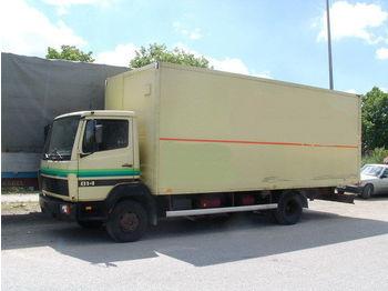 Koffer LKW MERCEDES-BENZ 814
