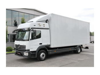 MERCEDES-BENZ ATEGO 1224 E6 KOFFER CONTAINER BOX - Koffer LKW