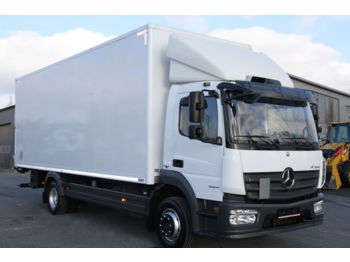 Koffer LKW MERCEDES-BENZ ATEGO 1224 E6 KOFFER CONTAINER BOX 7.2 M 18 PALLETS