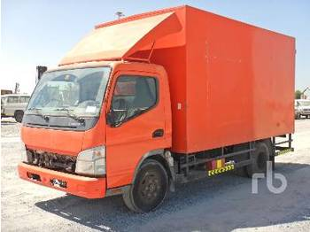 MITSUBISHI CANTER 4x2 Cargo - Koffer LKW