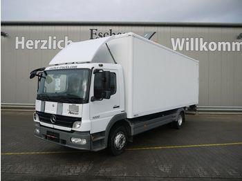 Koffer LKW Mercedes-Benz 1222L Spier Koffer,3Sitze,Klima,LBW,AHK,HU10/21