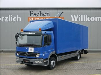 Koffer LKW Mercedes-Benz 1224 L Atego 2, Koffer / Euro 5 / LBW / Schalter