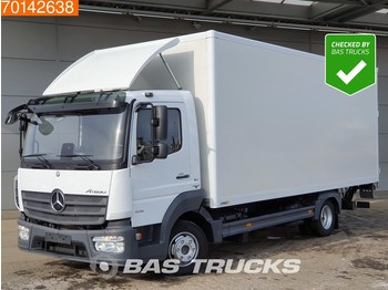 Mercedes-Benz 4X2 Manual Ladebordwand ClassicSpace - Koffer LKW