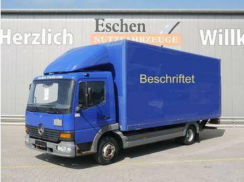 Koffer LKW Mercedes-Benz 815 Atego Koffer, LBW, Schaltgetriebe, HU 10/21