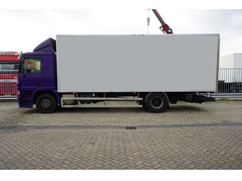 Koffer LKW Mercedes-Benz ACTROS 1836 CLOSED BOX