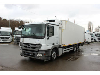 Koffer LKW Mercedes-Benz ACTROS 2541 L 6x2, EURO 5 EEV, THERMO KING T-100