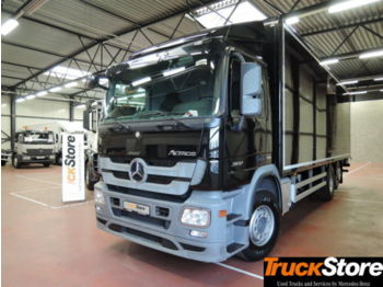 Mercedes-Benz Actros 2532 L S-Fahrerhaus ABS/ASR Klima Airbag  - Koffer LKW