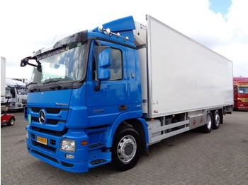 Mercedes-Benz Actros 2536 + Euro 5 + Dhollandia Lift + Thermo King TS-500e - Koffer LKW