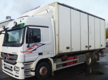 Mercedes Benz Actros 2544 LL 6x2 - Koffer LKW