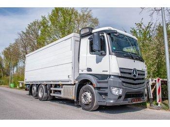 Koffer LKW Mercedes-Benz Antos 2536L ENA 6x2 Getränkeklappe 2to Dautel