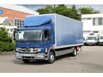 Koffer LKW Mercedes-Benz Atego 1218 E5 / Koffer 6,8m / LBW / Rolltor