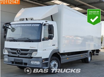 Koffer LKW Mercedes-Benz Atego 1218 L 4X2 Perfect-condition Ladebordwand Euro 5