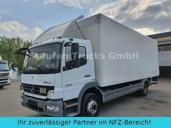 Koffer LKW Mercedes-Benz Atego 1218 L  Koffer LBW AHK  dt. Fzg TÜV 01/21