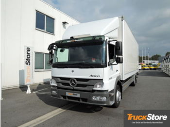 Mercedes-Benz Atego 1218 L S-Fahrerhaus ABS 4x2 Euro5  - Koffer LKW