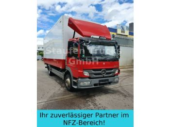 Koffer LKW Mercedes-Benz Atego 1224 Koffer Klima Standheiz.  LBW