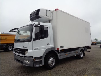 Koffer LKW Mercedes-Benz Atego 1318 + Manual + Carrier Supra 750Mt