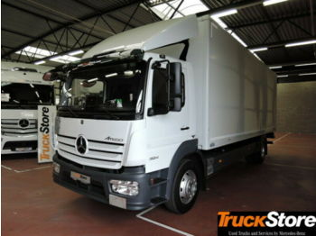 Mercedes-Benz Atego Neu Verteiler 1524 L Active Brake Assist  - Koffer LKW