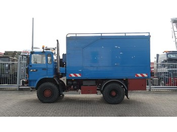 Renault M180 4x4 Turbo MIDLINER MANUAL GEARBOX 167.000KM - Koffer LKW