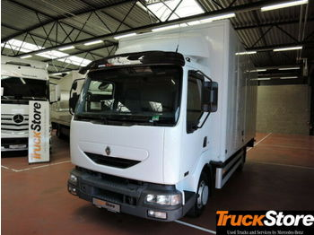 Koffer LKW Renault MIDLUM 180 DCI Alukoffer ABS